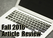 Fall 2016 Article Review