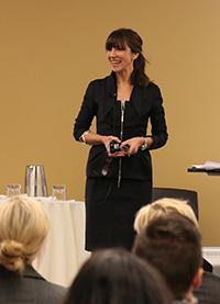 Summit Chair Brenda Barker Scott