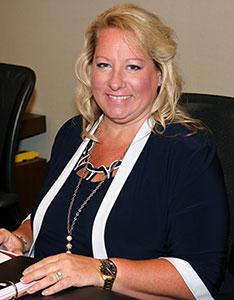 Stephanie Noel, Director, Queen's IRC