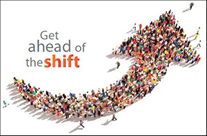 Get ahead of the shift with the 2015 Queen's IRC Workplace in Motion Summit