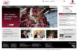 Queen's IRC launches new website