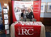 Queen's IRC at Top Employer Summit